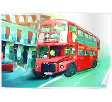 Londonbus Poster