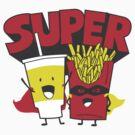 Super by DetourShirts