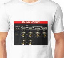 Roland Keyboard Controls Unisex T-Shirt