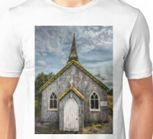 Minera Parish Church Unisex T-Shirt