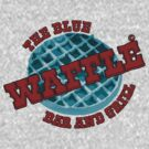 The Blue Waffle – Bar & Grill by laurence2k