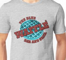 The Blue Waffle – Bar & Grill Unisex T-Shirt