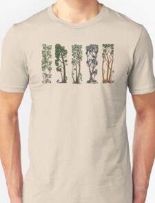 Five Trees/Summer Unisex T-Shirt