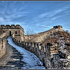 The Great Wall of China by Psycoticduck
