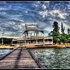 Como Jetty by Psycoticduck