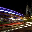 Night out in the City by FLYINGSCOTSMAN