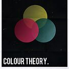 colour theory. by Hollie Harmsworth
