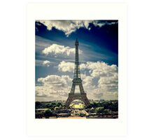 Paris 84 Art Print