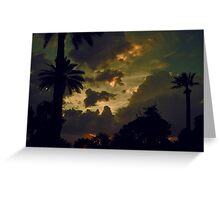 PHOENIX SKY (CARD) Greeting Card