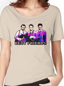 Best Friends - Spooks, Spectres, and Ghosts Women's Relaxed Fit T-Shirt