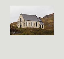 Church of Our Lady of the Braes (A830 road, Inverness-shire, Lochailort, Scotland.) Unisex T-Shirt
