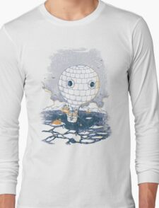 Cold Air Balloon Long Sleeve T-Shirt