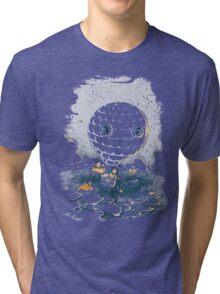 Cold Air Balloon Tri-blend T-Shirt
