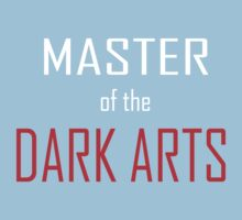 Master of the Dark Arts Kids Clothes