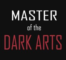 Master of the Dark Arts by eggnog