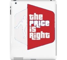 Price Is Right iPad Case/Skin