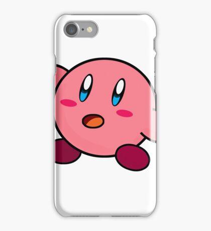 Kirby Bruh iPhone Case/Skin