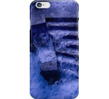 Gothic steps iPhone Case/Skin