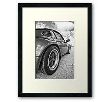 Porsche 911 Turbo LE Framed Print