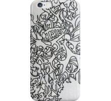 lichen study iPhone Case/Skin