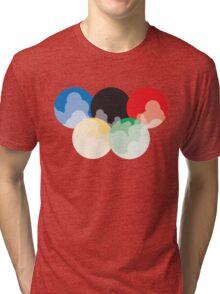 Smoglympics Tri-blend T-Shirt