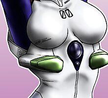 Ayanami Rei by predaguy