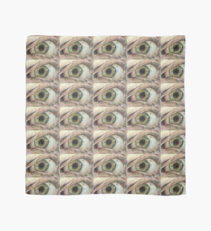 green h. eye Scarf