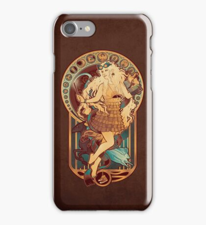 Just As Sane As I Am iPhone Case/Skin