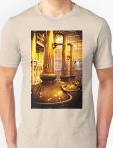 Stills, Glenmorangie (Tain, Ross-shire, Scotland) T-Shirt
