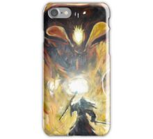 Balrog iPhone Case/Skin