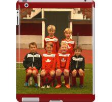 Falcons iPad Case/Skin