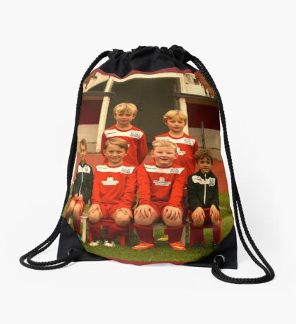 Falcons Drawstring Bag
