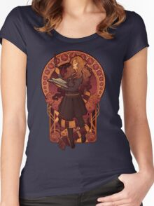 The Brightest Witch of Her Age Women's Fitted Scoop T-Shirt