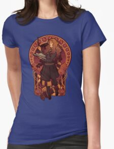 The Brightest Witch of Her Age Womens Fitted T-Shirt