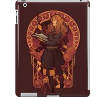 The Brightest Witch of Her Age iPad Case/Skin