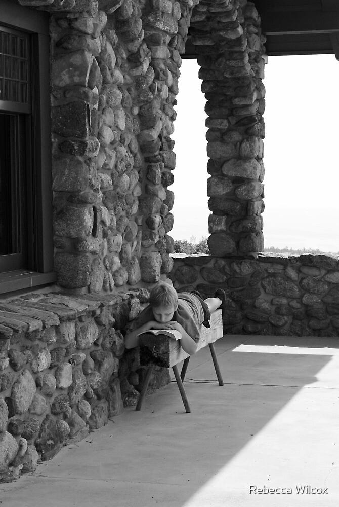 Relaxing by Rebecca Brann