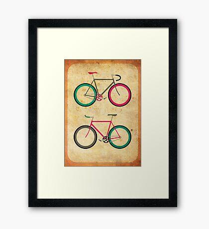MGT Bikes ~ Series 3 Framed Print