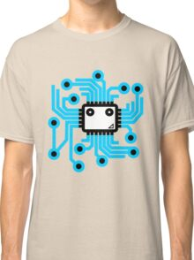 Computer chip Classic T-Shirt
