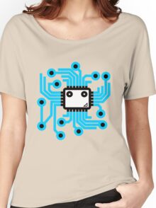 Computer chip Women's Relaxed Fit T-Shirt