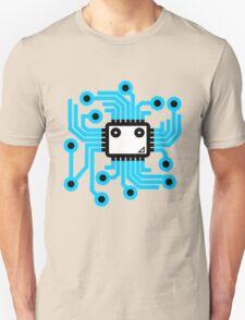 Computer chip Unisex T-Shirt