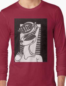 abstract figure Long Sleeve T-Shirt