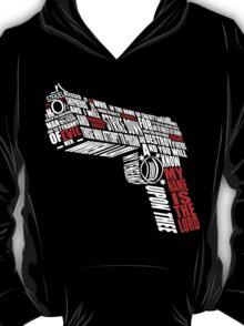Ezekiel 25:17 - Pulp Fiction T-Shirt