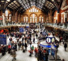Rush Hour by Leadinlines