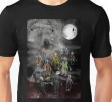 13 Zombies are here to Entertain You! Unisex T-Shirt