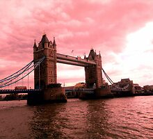 Tower Bridge  by Mounty