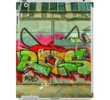 Rijeka Graffiti  iPad Case/Skin