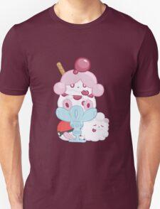Slurpuff and Swirlix Unisex T-Shirt