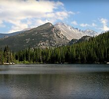 Bear Lake Beauty  by OwlBeDesigning