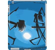 Cool music DJ band - Guitar Synthesizer player iPad Case/Skin