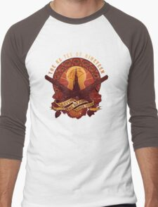 All Things Serve the Beam Men's Baseball ¾ T-Shirt